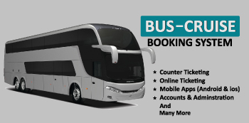 Bus Cruise Booking System