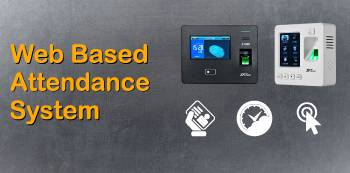 Web Based Attendance System